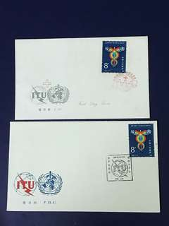 China Stamp-1981 J69 A/B FDC
