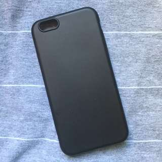 ‼️SUMMER SALE ‼️ Matte Black- iPhone 6 Case