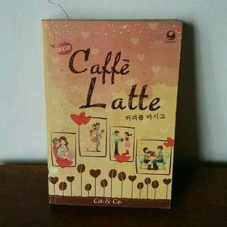 Code : Buku Novel Caffe Latte by Ca & Ce