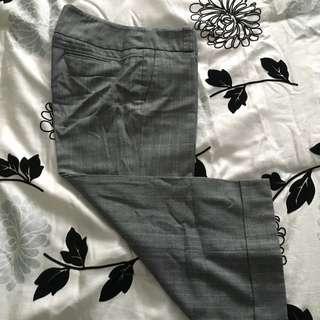 DYNAMITE Cropped Dress Pant - Size 1