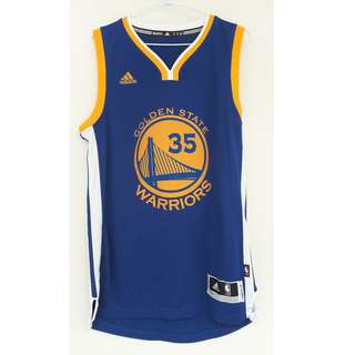 NBA勇士隊KD adidas 球衣$1600/只穿過一次