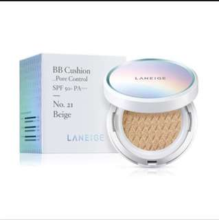 Laneige BB Cushion Pore Control No 21 (refill)