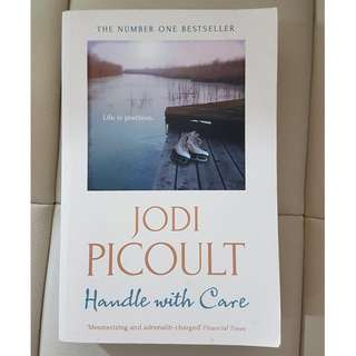 Handle with Care by Jodi Picoult (Paperback)