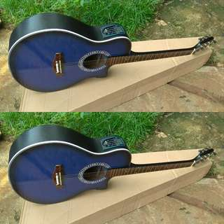Gitar tuner akustik elektrik new