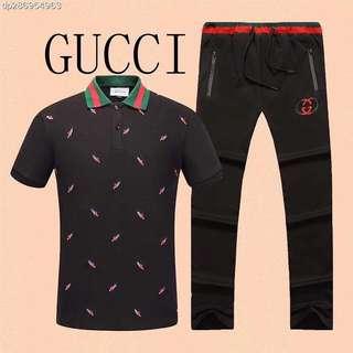 Setelan New Edition Gucci SuperMirror Quality