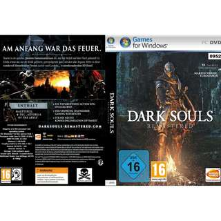 (PC) Dark Souls Remastered