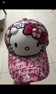 Hello Kitty Cap