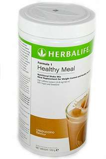 Herbalife Formula 1 Nutritious Shake (Cappucino)