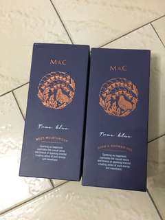 M&C Bath Set