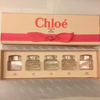 Chloe Perfume miniature set