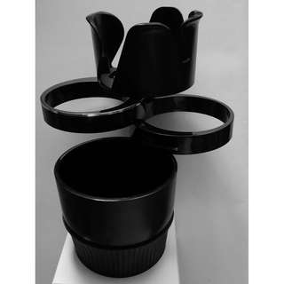 Adjustable Auto Multi Cup Holder (5 in 1)