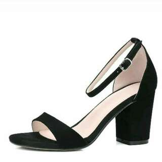 Free delivery Block heels size 39