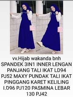 Hijab wakanda