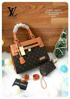 Lv irene free pouch