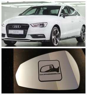 Audi A3 side mirror all models and series