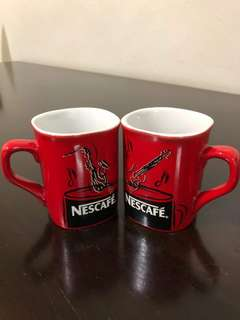 (Last 1pc) Vintage Nescafe Mug (Indonesia)
