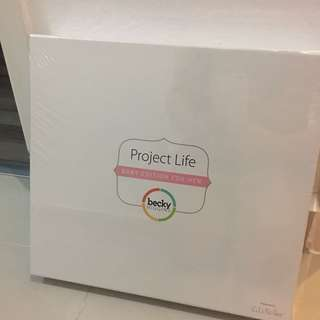 Project Life Baby Edition for Her Becky Higgins