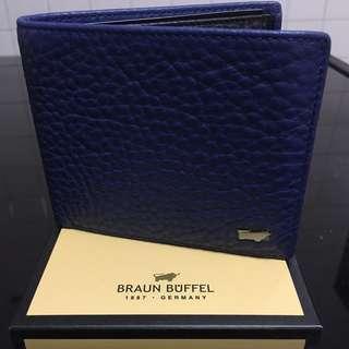 Braun Buffel Wallet - Oslo