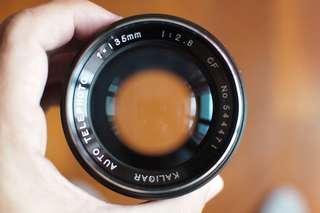 Kaligar auto telephoto 135mm f2.8