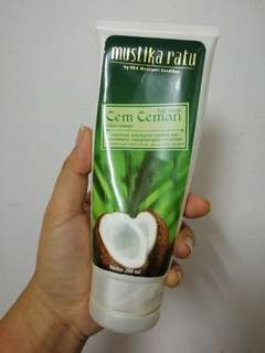 Mustika Ratu Treatment hair