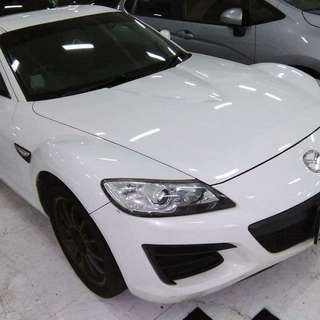 Mazda rx8 New facelift 2008/09 SG