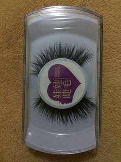 Dolly lashes Wink