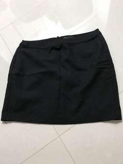 Formal Black Skirt - size UK 6