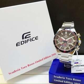 Casio EDIFICE限量款男裝錶