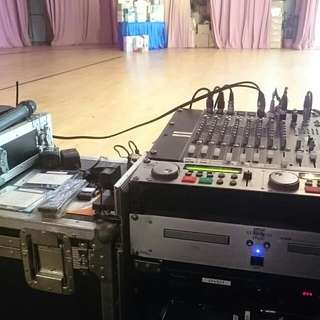 PA system for karaoke / acoustic gigs