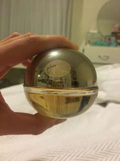 DKNY golden delicious perfume almost new