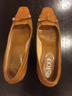 Tods size 35.5