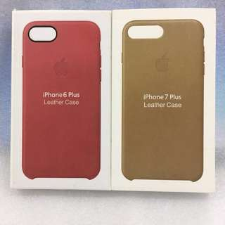 iPhone 7 Plus Leather Case Premium