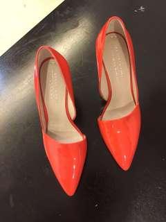 Kenneth Cole shoe (never wear outside house)