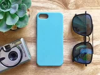 Sky Blue TPU case for iPhone 7 or iPhone 8