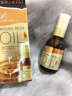 Lucidol - Argan Rich Oil