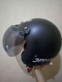 Helm JPN Hitam