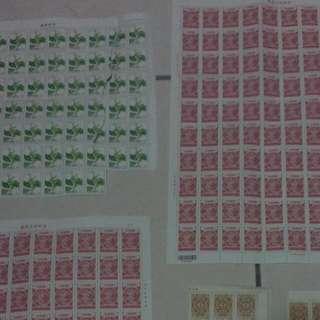 🚚 賣大量可以使用郵票88折