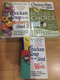 Chicken Soup for the Soul (3)