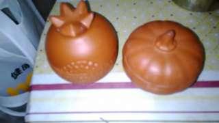 Mini clay pot