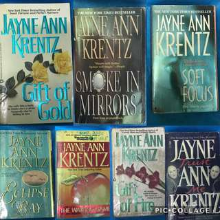 Jayne Anne Krentz Books Bundle Sale
