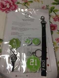 Chen Jongdae thingsbox set