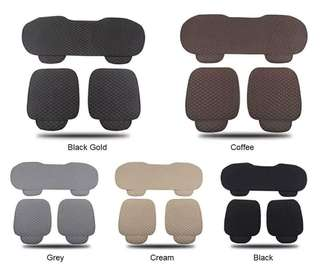 Anti-slip Car Seat Cover 3pcs (Pre order)