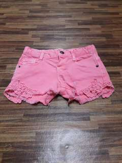 Zara Baby Girl Original Short Pants