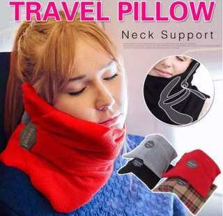 Travel Neck Supporter , better than Ushape , able to support you neck very well. Instocks