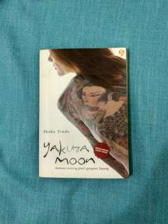 Yakuza Moon : Memoar Seorang Putri Gangster Jepang