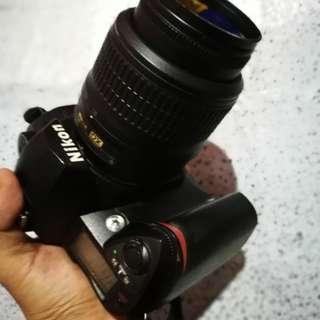 Nikon d70s Bukan d80 d90 bukan d3100