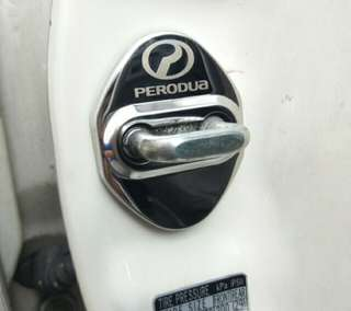 Door Lock Cover Perodua