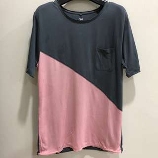 CONTROLLED COMMODITY Relaxed Fit Tee (Size S)