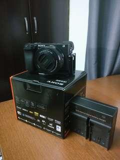 Sony A6300 16-50mm kit