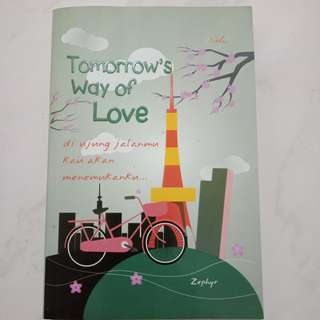 Novel Tomorrow's Way of Love